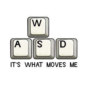 WASD - It's What Moves Me